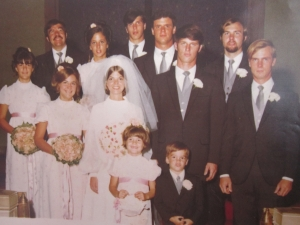 Top row: Jimmy, Joy, Jay, Feller, Johnny Middle Row: Cecilia, Kathy, MM, Crick, Lee Bottom Row: Christine, Tommy