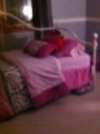 Natalie's bed