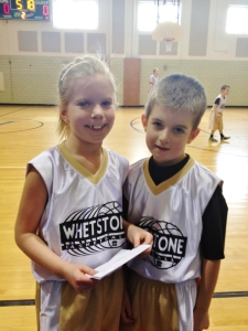 Sydney & Tommy What a hoot their games were!!!
