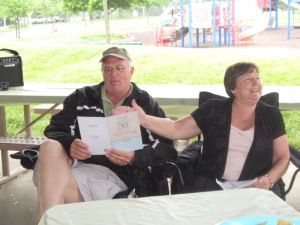 Bob and Kathy - 35 years ♥