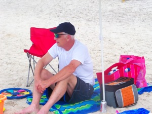 Crick on beach favorite