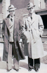 Could my Dad (on the left) have actually been a secret member of the FBI??